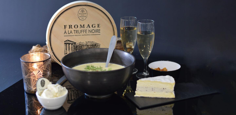 fondue fromage truffe 2