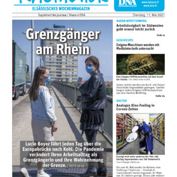 Fromi in the weekly issue of Rheinblick
